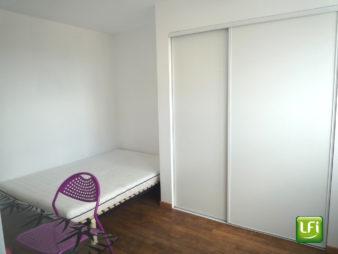 Appartement T1 bis à louer, Rennes