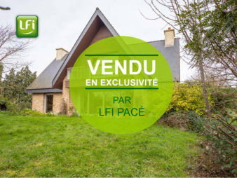 Maison avec 4 chambres à vendre à Vezin Le Coquet – 7min de Rennes