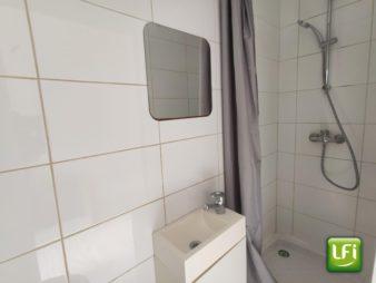 Appartement Rennes 1 pièce(s) 10.41 m2 quartier Sévigné