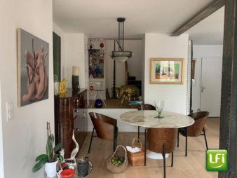 Maison 6 pièces 156 m2 terrain d'environ 230 m² Rennes Centre -ville quartier Anatole France
