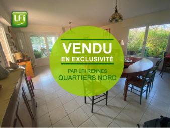 Appartement T3 à vendre, Rennes Gayeulles