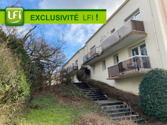 Type 3 duplex quartier Cleunay