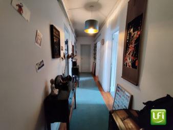 Appartement Jeanne d'Arc 3 pièces 88 m2