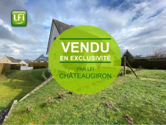 Maison à vendre à JANZÉ – 20 min de Rennes