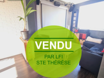 APPARTEMENT SAINTE THERESE