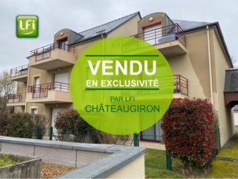 Appartement T2 à JANZÉ – 20 minutes de Rennes