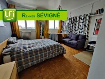 Appartement Rennes 4 pièces 93 m2