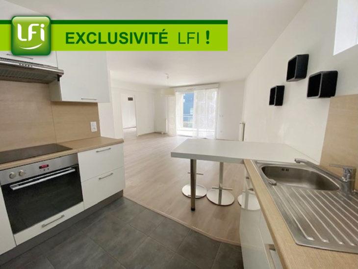 4 pièces quartier Cleunay - LFI-CLEUNAY-8338C