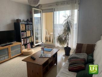 Appartement T2 à louer – Centre Ville – Place du Colombier