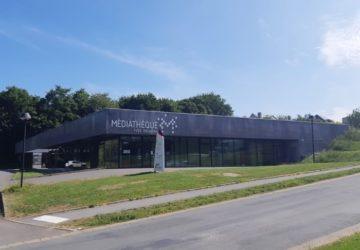 montauban - mediatheque