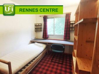 Chambre à louer – Villejean – Pontchaillou – Résidence étudiante