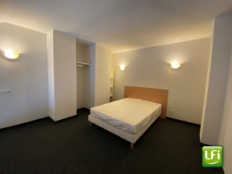 Appartement à vendre à Bruz – Type 2 en Duplex – 40.45 m² – Balcon – 7 min de Rennes