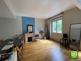 EXCLUSIVITE AGENCE ! Appartement Rennes Centre-ville – Les Halles – 4 pièces de 94 m²  avec cave et possibilité de garage