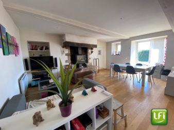 Maison à vendre à Pacé 6 pièces – 140 m2 – 10min de Rennes.
