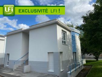 Studio à vendre, Rennes Bellangerais / Kerfleury