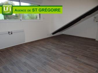 Appartement T1 BIS Montreuil sur Ille, à louer