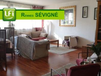 Appartement Rennes 5 pièce(s) 110.6m2