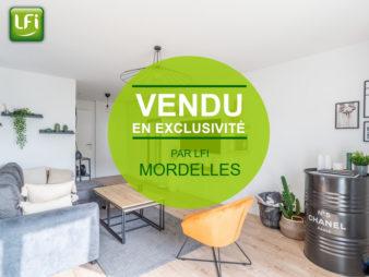 Appartement à vendre Chavagne – 3 pièces  62,26 m²  – 15 min de Rennes