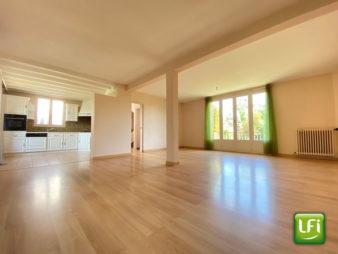 Maison à vendre à Mordelles -134 m² – 4 chambres – 15 min de Rennes
