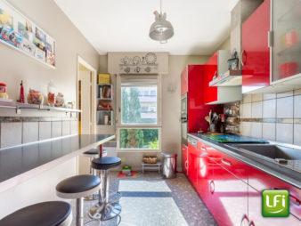 Appartement T5 à vendre, Rennes les Gayeulles