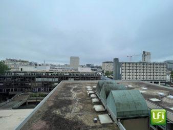 Appartement Rennes centre ville, 4 pièces, 91 m2, balcon, cave et parking.