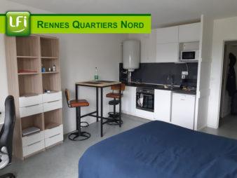 Appartement T1 à vendre , Rennes Patton