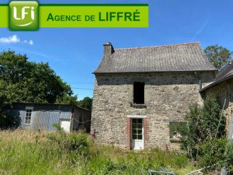Maison à rénover à Dourdain