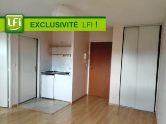 Appartement Rennes 2 pièce(s) 31 m2