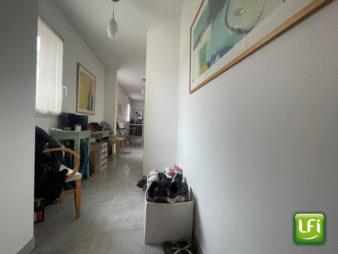 Appartement Rennes centre ville de type 2, surface de 48 m² avec balcon ouest, ascenseur et garage en sous sol