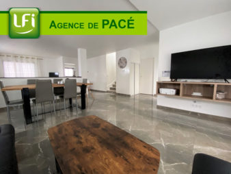 Maison à vendre à Vezin-le-Coquet – 6 pièces – 139 m² – 3 minutes de Rennes