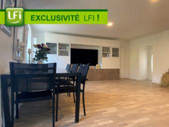 Appartement duplex de 167.83 m² – 5 pièces – Centre-bourg de Pacé – 10 min de Rennes
