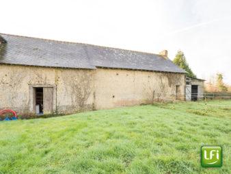Longère à rénover – Mordelles – 94 m² – 15 min de Rennes