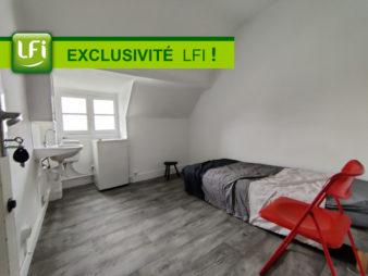 Appartement Rennes 1 pièce(s) 7.42 m2