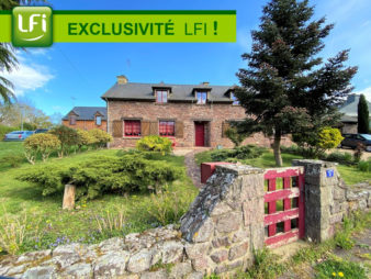 Maison et 2 studios à vendre à Breteil 7 pièces 192 m2