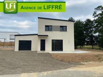 Maison Liffre 6 pièce(s) 124.18 m2