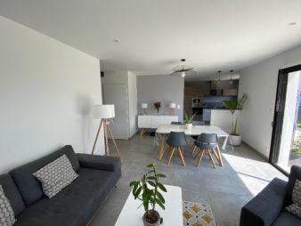 Maison contemporaine à Chateaugiron