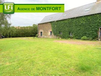 A vendre  Maison  type Longère Muel 4 pièces 148 m2