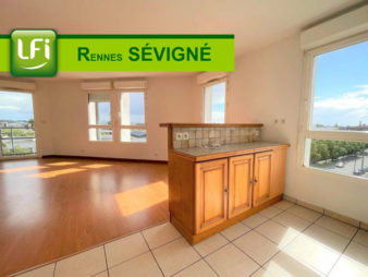 Appartement Rennes 3 pièce(s) 61.76 m2