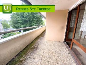 T4 de 84m² avec terrasse