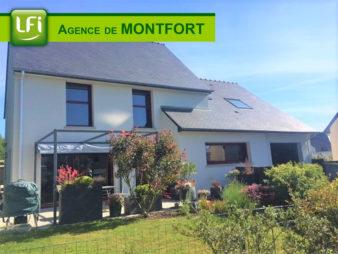 Maison T6 à vendre Montfort sur Meu