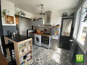 Appartement 3 pièces proche métro Clémenceau