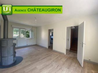 Maison centre-ville – Châteaugiron