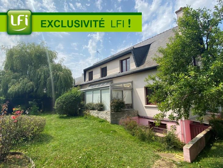 Maison de type 7, Rennes Fougères - LFI-NORD-9136