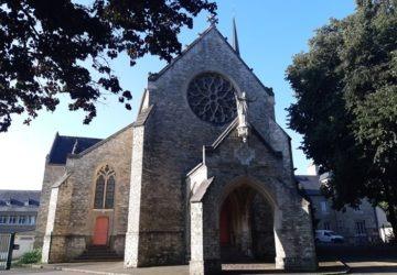 Rennes Sacrés Coeurs - Eglise