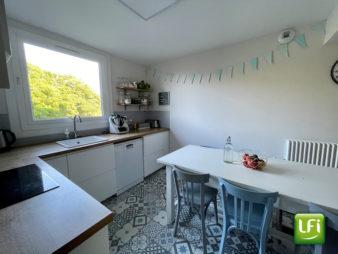 Appartement Rennes Chézy – Dinan 4 pièces de 75.52 m2 cave et grenier
