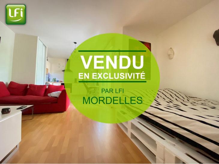 Studio à vendre à Bruz – 31,7 m² – garage boxé et balcon – 10 min de Rennes - LFI-MOR-L-8489