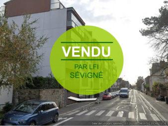 Appartement T4/5 Rennes de 89 m2
