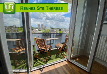 Appartement 3 pièces proche métro Clémenceau - LFI-THER-2089