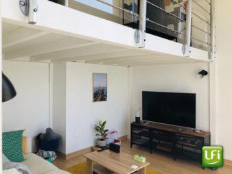Appartement Type 2 duplex à vendre, Patton