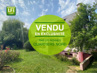 Maison de type 7, Rennes Fougères